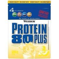 Weider Protein 80 Plus Vanilla (500g)