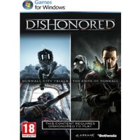 Dishonored: Dunwall City Trials + The Knife of Dunwall (Add-On) (PC)