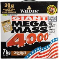 Weider Mega Mass 4000 Chocolate (7000g)