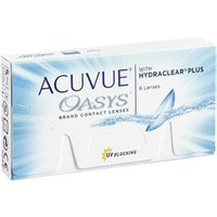 Johnson & Johnson Acuvue Oasys with Hydraclear Plus -1.50 (6 pcs)