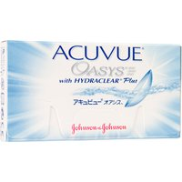 Johnson & Johnson Acuvue Oasys with Hydraclear Plus (6 pcs) +1.25