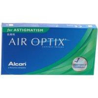 Alcon Air Optix for Astigmatism (6 pcs) +1.00