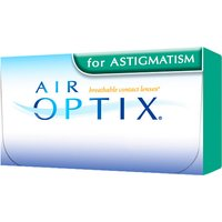 Alcon Air Optix for Astigmatism (6 pcs) +3.25