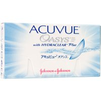 Johnson & Johnson Acuvue Oasys with Hydraclear Plus (6 pcs) +1.00
