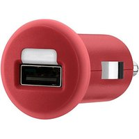Belkin Micro Car Charger Red