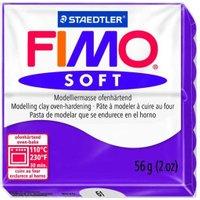Fimo Soft Polymer Clay 2 Ounces-8020-61 Violet