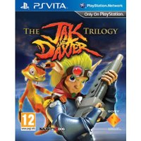 The Jak & Daxter Trilogy (PS Vita)