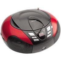 Lenco SCD-37 USB Red