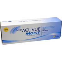 Johnson & Johnson 1 Day Acuvue Moist for Astigmatism (30 pcs) +0.25