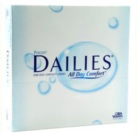 Ciba Vision Focus Dailies All Day Comfort (90 pcs) +3.00