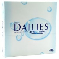 Ciba Vision Focus Dailies All Day Comfort (90 pcs) +3.50