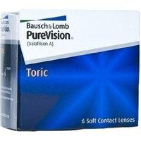 Bausch & Lomb PureVision Toric (6 pcs) +5.50