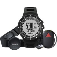 Suunto Quest black GPS Pack