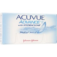 Johnson & Johnson Acuvue Advance with Hydraclear -1.00 (6 pcs)