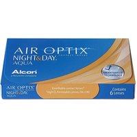 Alcon Air Optix Aqua Night & Day (6 pcs) +0.75