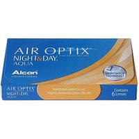 Alcon Air Optix Aqua Night & Day (6 pcs) +4.00