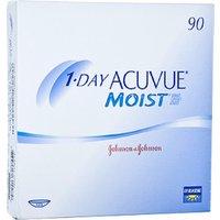 Johnson & Johnson 1 Day Acuvue Moist (90 pcs) +3.25