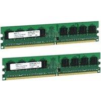 Transcend 1GB DDR2 PC2-5300 (TS128MLQ64V6J) CL5