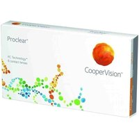 CooperVision Proclear Spheric (6 pcs) +3.75