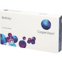 CooperVision Biofinity (6 pcs) +1.75