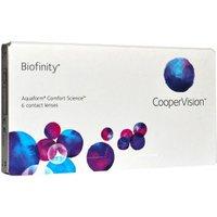CooperVision Biofinity (6 pcs) +3.25