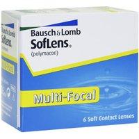 Bausch & Lomb Soflens Multifocal (6 pcs) +4.00