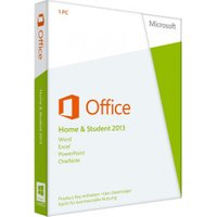 Microsoft Office 2013 Home and Student (EN) (Win) (PKC)