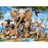 Ravensburger African Friends (300 Pieces)