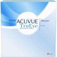 Johnson & Johnson 1 Day Acuvue TruEye -8.00 (90 pcs)