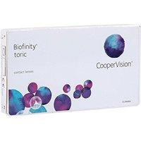 CooperVision Biofinity Toric -2.50 (6 pcs)
