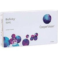 CooperVision Biofinity Toric (6 pcs) +0.25