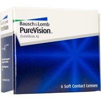 Bausch & Lomb PureVision Spheric (6 pcs) +2.00