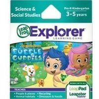 LeapFrog Explorer Bubble Guppies