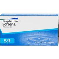 Bausch & Lomb Soflens 59 -0.50 (6 pcs)