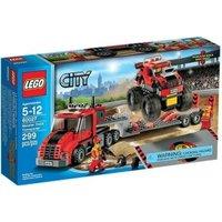 LEGO City - Monster Truck Transporter (60027)