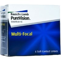 Bausch & Lomb PureVision Multifocal (6 pcs) +2.50