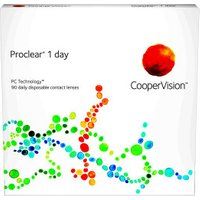 CooperVision Proclear 1 Day (90 pcs) +3.50