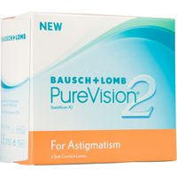 Bausch & Lomb PureVision 2 HD for Astigmatism (6 pcs) +4.25