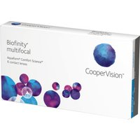 CooperVision Biofinity Multifocal (6 pcs) +2.75