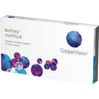CooperVision Biofinity Multifocal (6 pcs) +5.50