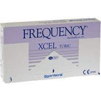 CooperVision Frequency XCEL Toric -3.75 (3 pcs)