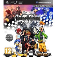 Kingdom Hearts: HD 1.5 Remix - Limited Edition (PS3)