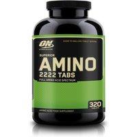 Optimum Nutrition Superior Amino 2222 (320 Tabs)