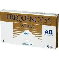 CooperVision Frequency 55 Aspheric -2.00 (6 pcs)