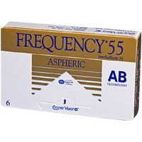 CooperVision Frequency 55 Aspheric -8.00 (6 pcs)