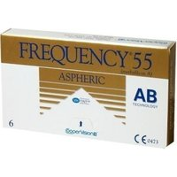 CooperVision Frequency 55 Aspheric (6 pcs) +2.25