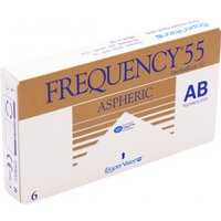 CooperVision Frequency 55 Aspheric (6 pcs) +4.75
