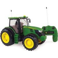 TOMY Britains R/C John Deere 6190R Tractor 42838,