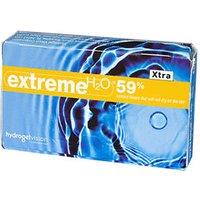 Hydrogel Vision Extreme H2O 59% Xtra -2.50 (6 pcs)