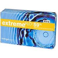Hydrogel Vision Extreme H2O 59% Xtra +0.75 (6 pcs)